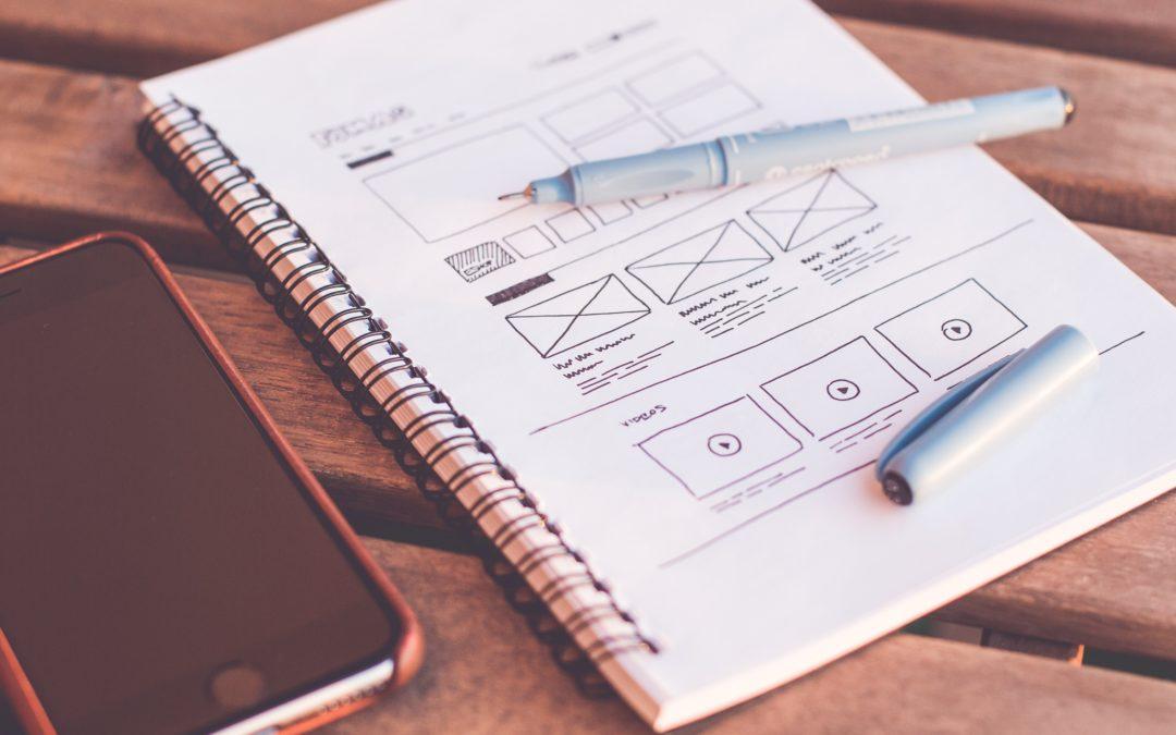 Créer son site Internet professionnel – les pièges à éviter et les étapes à franchir